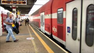 Israel Railways - Tel Aviv Savidor Center - תֵּל אָבִיב סָבִידוֹר מֶרְכָּז - תחנת הרכבת תל אביב מרכז