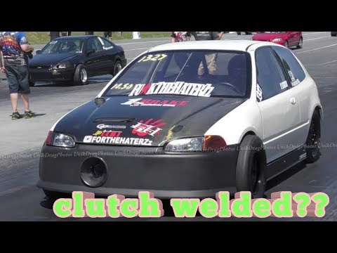 IMPORT INVASION 5  OFFICIALTISSUE JP'S EG ALL MOTOR K CLUTCH ISSUES