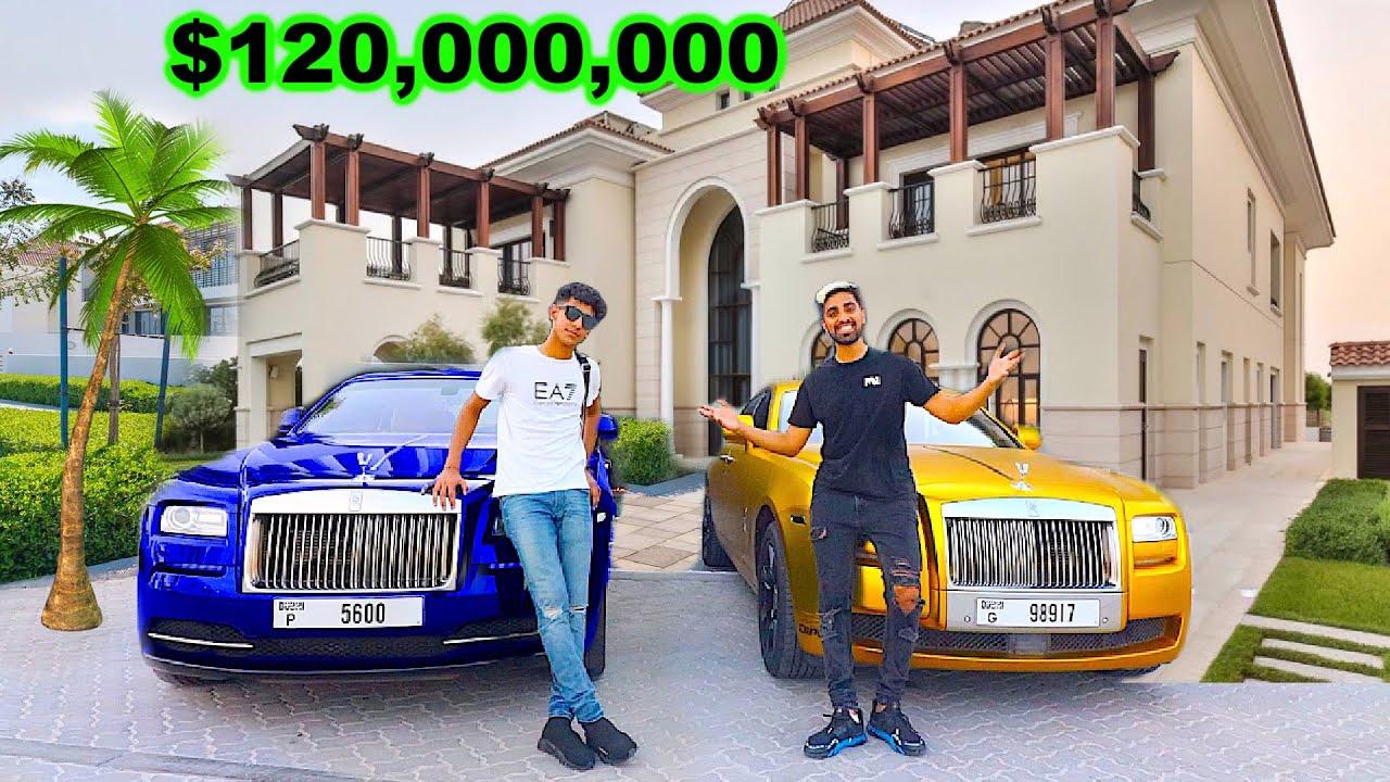 Download Meet Dubai's RICHEST Kid , $120 Million Mansion (18 years old)