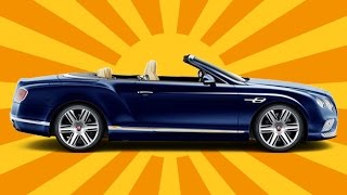 2016 Bentley Continental GT Convertible Review - Ultra-Luxurious, Ultra Cool