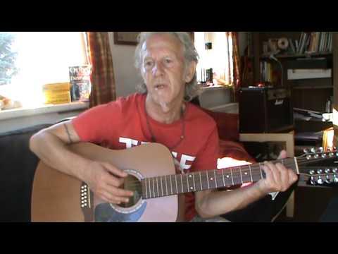 Starman (David Bowie) guitar lesson