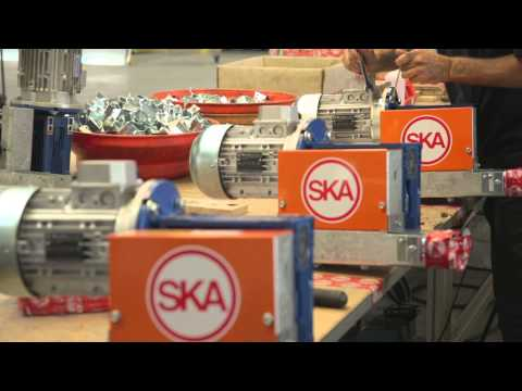 LYRA - Feeding Systems - Multipurpose Auger Feeder by SKA s r l