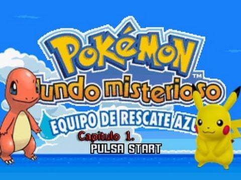 descargar pokemon mundo misterioso equipo de rescate azul my boy