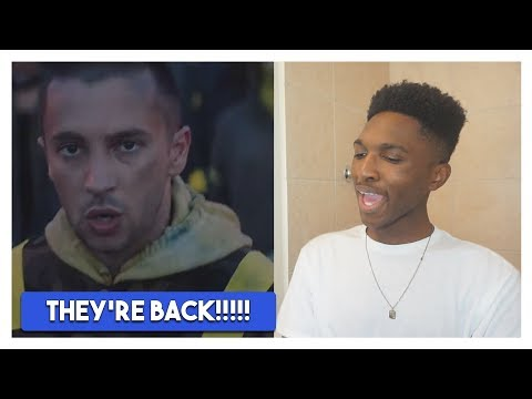twenty one pilots: Levitate + Trench Titles (REACTION)