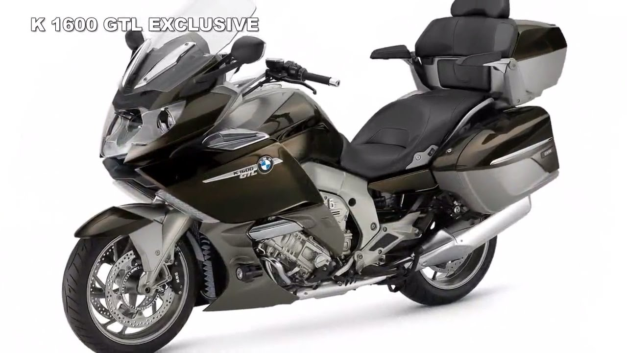 the 2017 bmw k 1600 gtl exclusive only the best. Black Bedroom Furniture Sets. Home Design Ideas