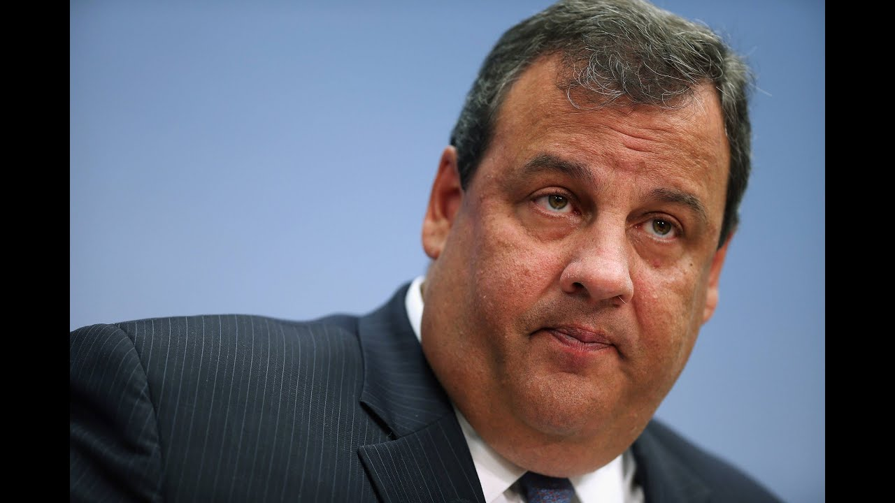 Chris Christie: I Will Crack Down on Legal Marijuana As President