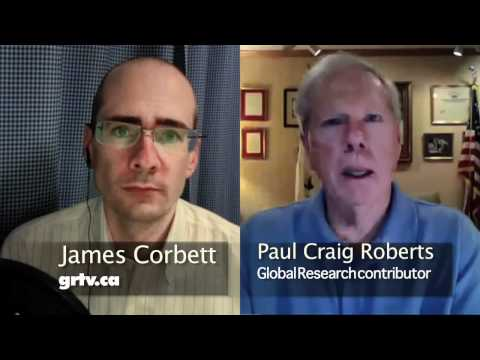 Paul Craig Roberts on the 9/11 10th Anniversary - GRTV Feature Interview 002