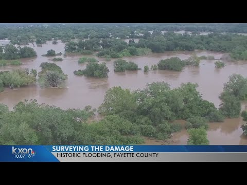 KXAN - Families open up about harrowing flood evacuations in La Grange