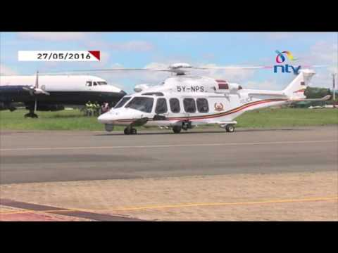 Newly acquired police chopper crashes