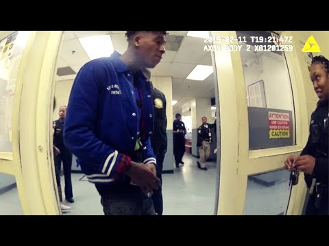 Arrest of Rapper NBA YoungBoy and Starr Thigpen (Part II) from YouTube · Duration:  1 hour 4 minutes 38 seconds