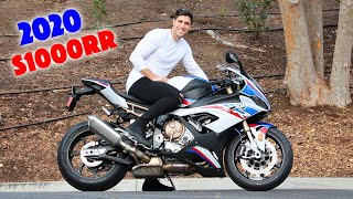 I Bought a Brand New 2020 BMW S1000RR M!!!!