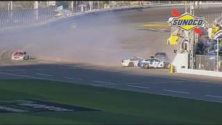 Monster Energy NASCAR Cup Series 2017. Daytona 500. Multiple Crash