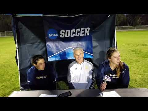 UC San Diego Women's Soccer Press Conference - 11/19/17