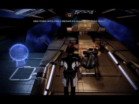 Mass Effect 2 - Bank a Ship