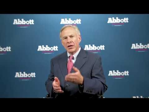 Gov. Abbott Endorses Paul Workman