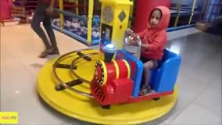 Bell Train For Kids@SRMT Mall Kakinada