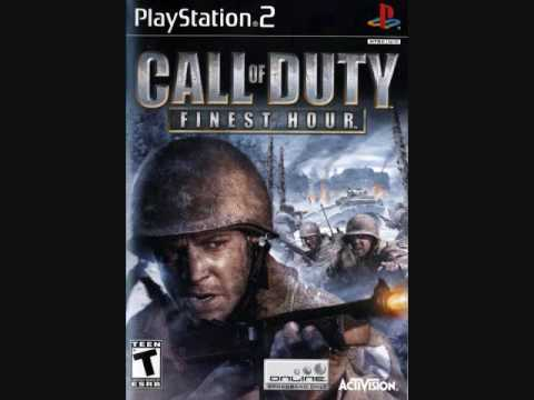 Call of Duty Finest Hour- Stalingrad Opening Music