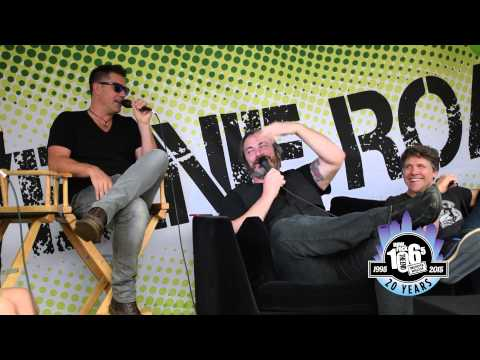 Blues Traveler Interview - Weenie Roast 2015