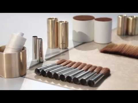 PRINCETON BRUSH - The Art of Making Brushes (Part 1 of 2) -
