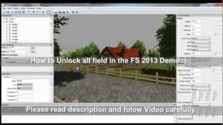 Farming Simulator 2013 Demo Unlock All Fields