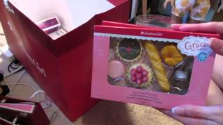 What I got at the American Girl Place! {6/27/15}
