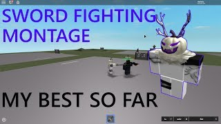 Monster :: A Roblox Sword Fighting Montage