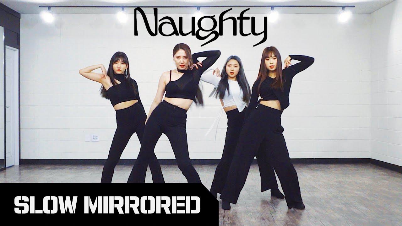 [SLOW] Red Velvet IRENE & SEULGI - '놀이 (Naughty)' | 안무 배우기 느리게 거울모드 SLOW MIRRORED