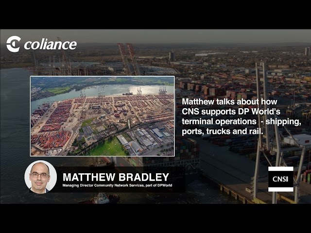 Coliance talk to CNS - Introducing CNS