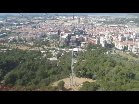 İzmir Teleferik 12 Haziran 2016