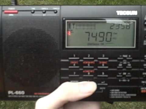 Really Creepy Shortwave Radio Oddity