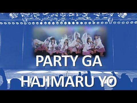 03. Party ga Hajimaru yo [Team B 1st Stage The Party Begins]