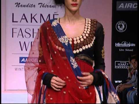 Tresmode: Day 3 @ Lakme Fashion Week - Nandita Thirani