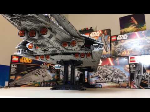 Lepin Super Star Destroyer Review
