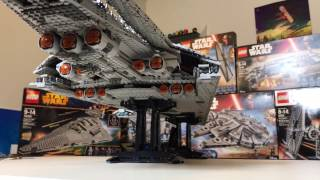 Lepin Super Star Destroyer Review