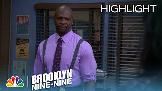 Brooklyn Nine-Nine - Terry Tells the Nine-Nine About His Incident (Episode Highlight)