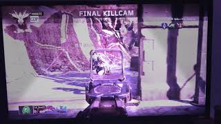 Black ops 3 KN44 final kill cam //short and sweet//