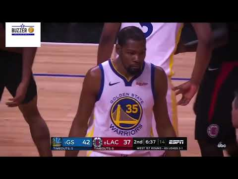 Golden State Warriors Vs LA Clippers - Game 4 - Full Game Highlights | 2019 NBA Playoffs