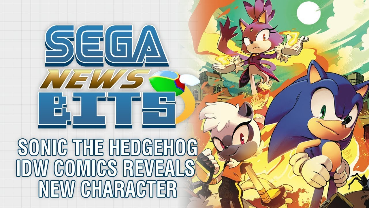 Sonic The Hedgehog Idw Comics Reveals Tangle The Lemur Youtube