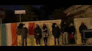 Giorno del Ricordo: a Ruvo di Puglia si commemorano tre vittime ruvesi in via Martiri delle Foibe
