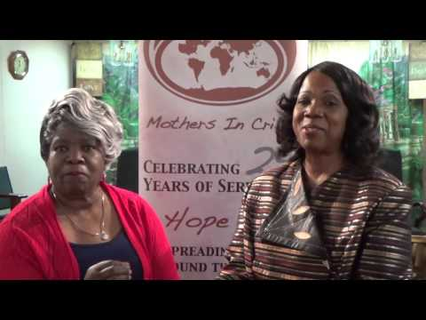 Rosalind Y. Tompkins Mothers In Crisis 25th Anniversary - Cassie
