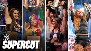 EVERY Women s Champion of the Women s Evolution WWE Supercut