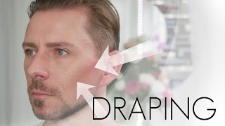 NEW MAKEUP TREND! DRAPING!