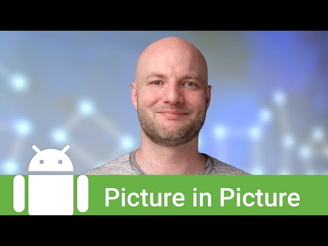 Adding Picture in Picture to your App