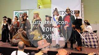 VLOG: Eurosteamcon 2016 + extra
