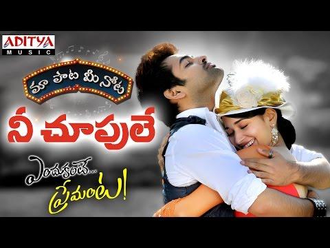 Nee Choopule Full Song With Telugu Lyrics ||