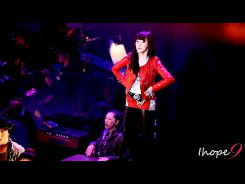 [Fancam] 111107 SNSD - Tiffany  Fame musical
