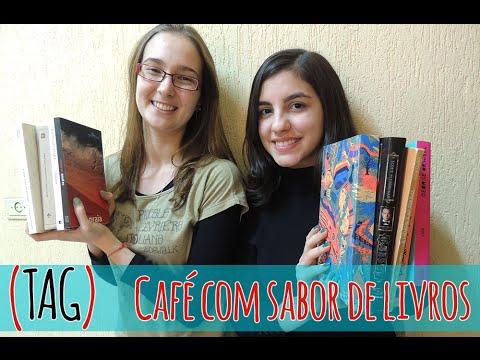 [TAG] Café com sabor de livros