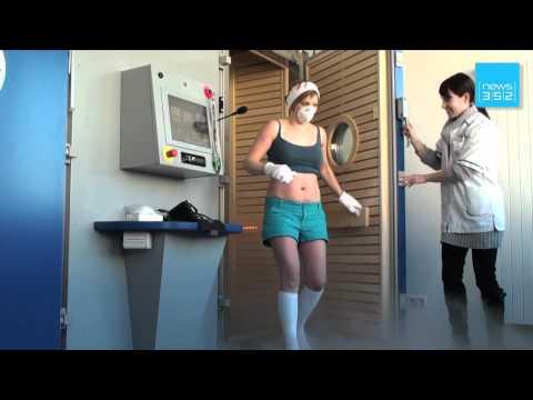 1er centre de cryothérapie au Luxembourg