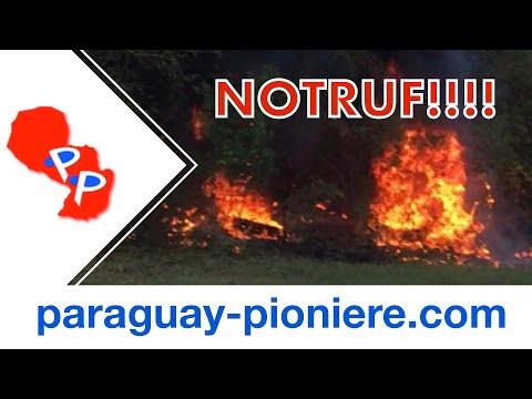 Notruf in Paraguay - Auswanderer berichten