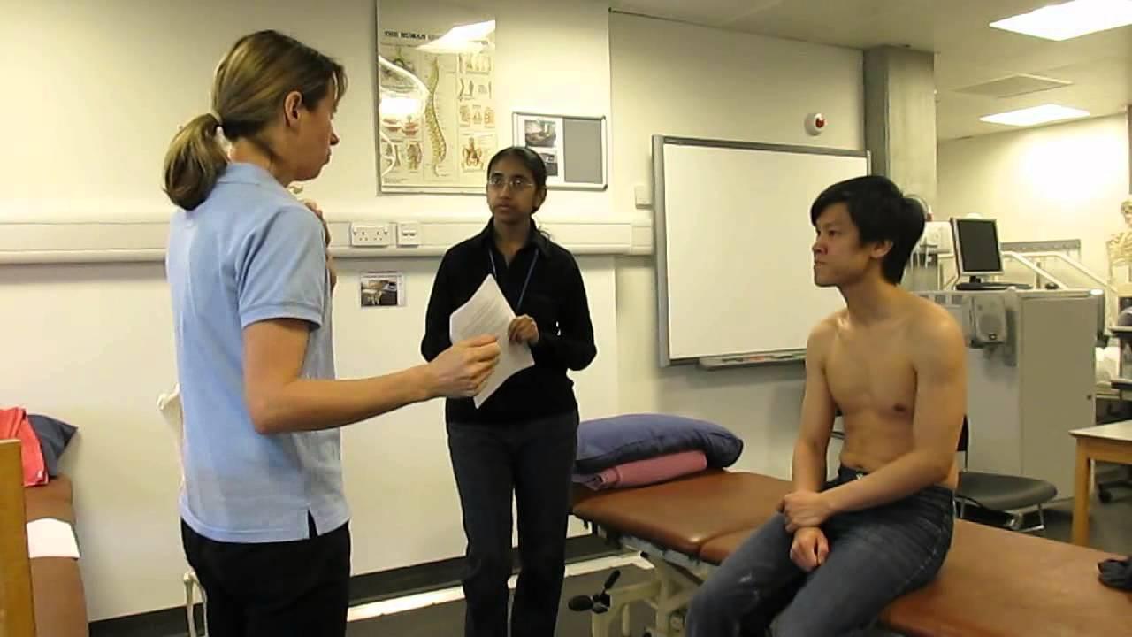Anatomy Mock Viva: Question 3 Positive Example - YouTube